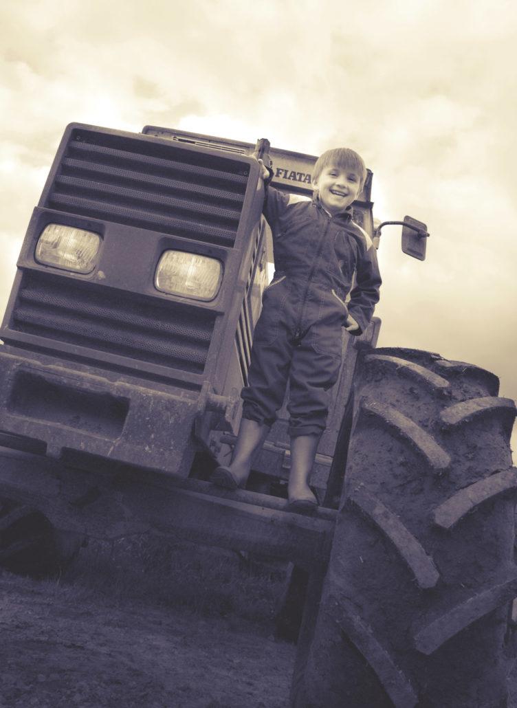 vacances ferme gite sejour tracteur bretagne bzh