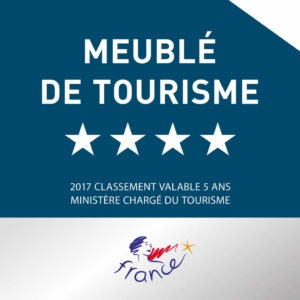 meublé de tourisme **** gite ferme vacances cosy bretagne week-end label classement